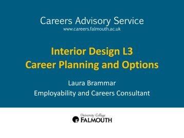 Interior Design - Careers Advisory Service - University College ...