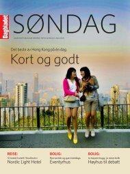 Les oppslaget i Dagbladets søndagsbilag - Allgrønn