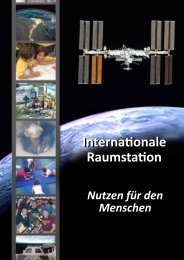 Internationale Raumstation - ESA Blog Navigator