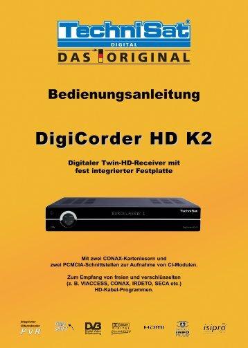Digicorder HD K2 V2 20080626