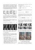 Arşiv Filmlerinde Kir Etkisinin Onarımı Blotch Removal for Archive ... - Page 3
