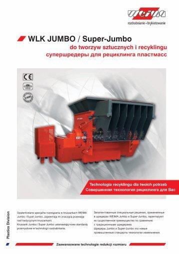 WLK JUMBO / Super-Jumbo - MT Recykling