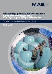 Inteligencja pozwala na skuteczność: Kompaktowy ... - MT Recykling