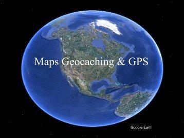 Maps Geocaching & GPS - Newton Public Library