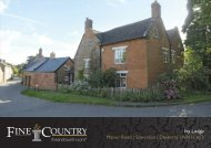 Brochure - Fine & Country