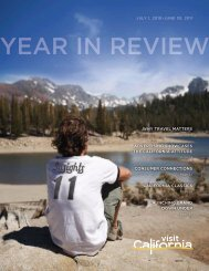 2010–11 - the California Tourism Industry Website