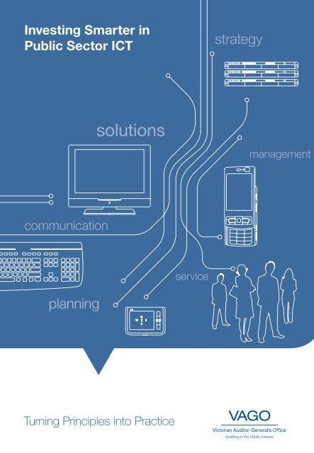 Investing Smarter in Public Sector ICT - VAGO