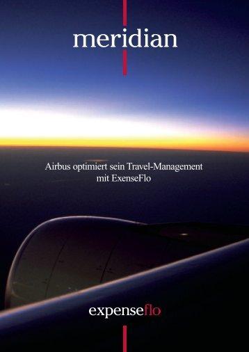 Airbus optimiert sein Travel-Management mit ExenseFlo
