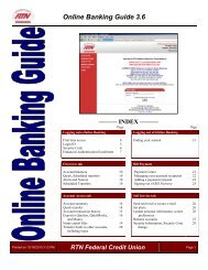 Online Banking Guide 3.6 - Liberty Online