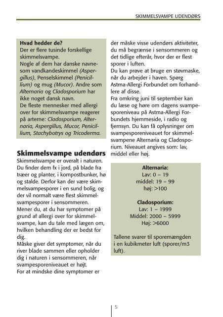 Download og læs pjecen her (pdf-format) - Astma-Allergi Danmark ...
