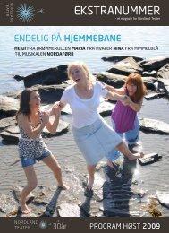 EKSTRANUMMER - Nordland Teater