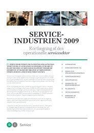 SERVICE- INDUSTRIEN 2009 - DI Service