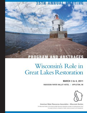 Wisconsin's Role in Great Lakes Restoration - American Water ...