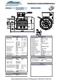 FCA 132 MD-4 B14 - Stoewer Antriebstechnik