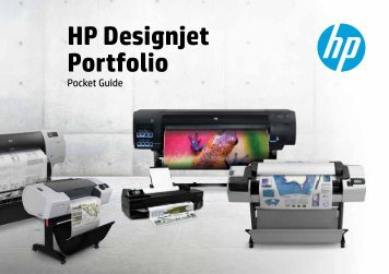 HP Designjet Portfolio