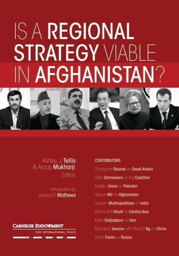 Is a Regional Strategy Viable in Aghanistan? - Carnegie ...