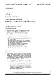 Antrag Kontrollierte Abgabe - des Deutschen Hanf Verband