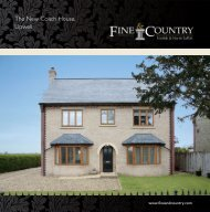 The New Coach House, Upwell - Fine & Country