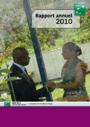 Rapport annuel 2010 - BNP Paribas