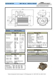 DM1 100 Lx4 B14a - Stoewer-Getriebe.de