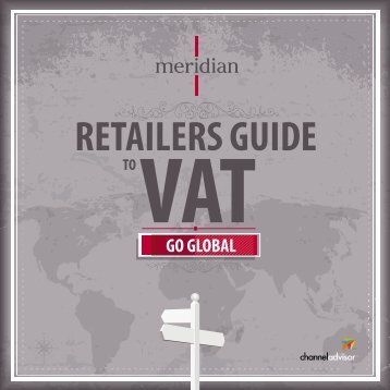 RETAILERS GUIDE - Meridian Global Services
