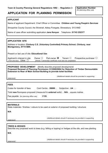 Application Form.pdf   Shropshire Council