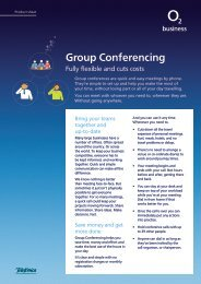 Group Conferencing