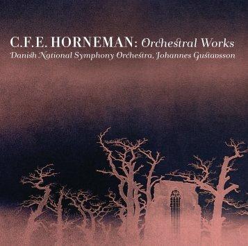 C.F.E. HornEman: Orchestral Works - Highresaudio