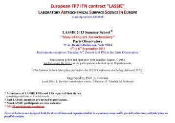 Here - lassie fp7 itn
