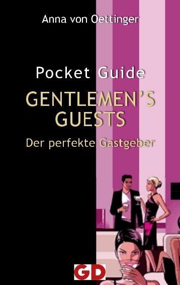 Der perfekte Gastgeber - Gentlemen's Digest