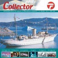 abonnementsblad for samlere af grønlandske frimærker • 10. årgang ...