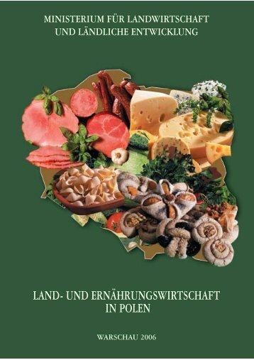 land - Ministerstwo Rolnictwa i Rozwoju Wsi