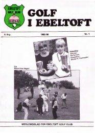 GOLF l EBELTOFT - Ebeltoft Golf Club