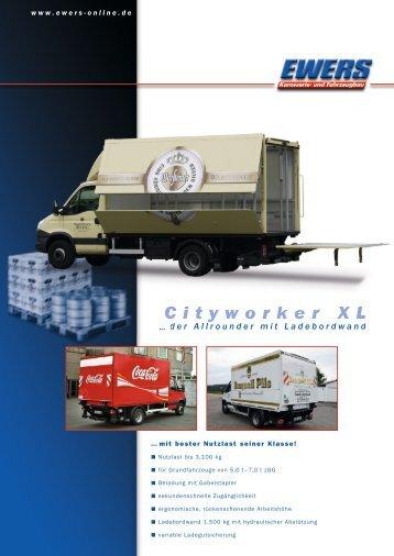 Cityworker XL - Ewers Karosserie