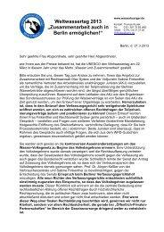 LINK zum offenen Brief an die Abgeordneten