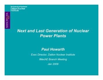 Nuclear Reactors - Near You