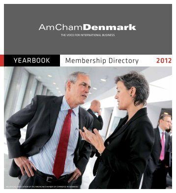 a TV-Station - American Chamber of Commerce in Denmark