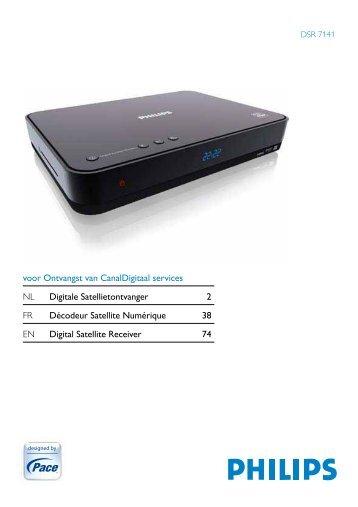 Philips HD 7141 - CanalDigitaal