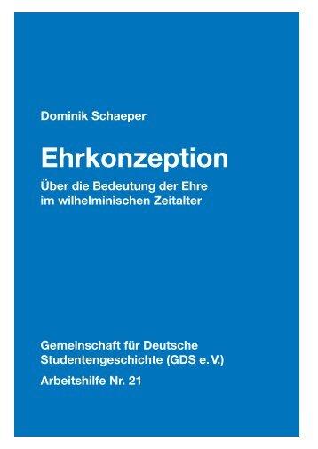 Dominik Schaeper - GdS