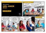 OPEL Junior Opus 2 (DE) - Opel Media