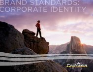 brand standards - the California Tourism Industry Website
