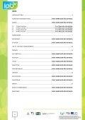 e-lärande WebTV for Textile Testing Laboratory Projektnummer - Page 3