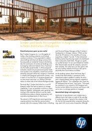 Big C Lumber (PDF, 216 KB) - HP