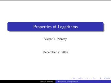 Worksheet Properties Of Logarithms Worksheet a worksheet on proving the properties of logarithms logarithms