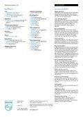 DGX320/00 Philips Multimedia Speaker 2.0 - Page 2