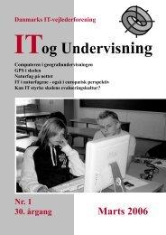 Marts 2006 - IT-vejlederforeningen