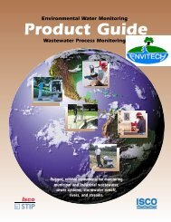 Isco-STIP product guide - ESI.info - CMS