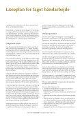 Håndarbejde - Undervisningsministeriet - Page 6