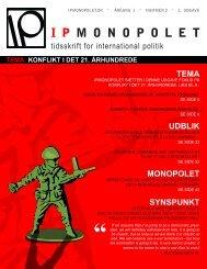 udblik - IPmonopolet
