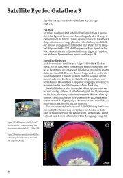 Satellite Eye for Galathea 3